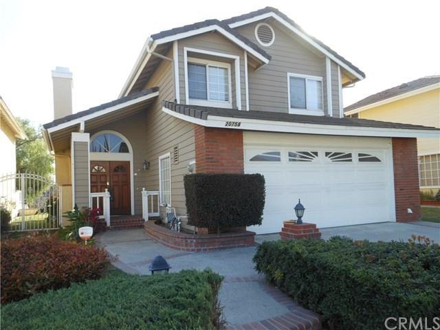 20758 Timberline Lane, Diamond Bar, CA 91789 (#TR18041189) :: DSCVR Properties - Keller Williams