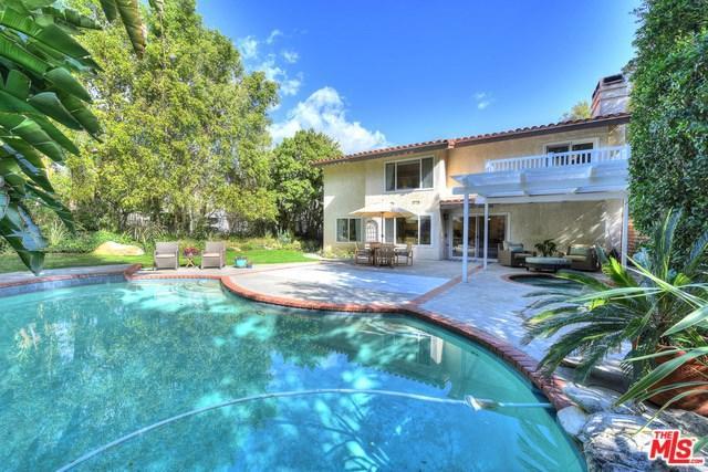 23444 Park Hermosa, Calabasas, CA 91302 (#18316158) :: DSCVR Properties - Keller Williams