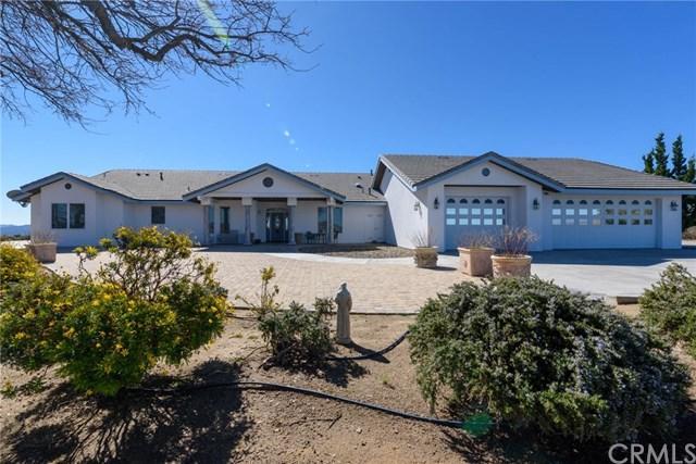 1011 Skylar Lane, Paso Robles, CA 93426 (#PI18041927) :: Pismo Beach Homes Team