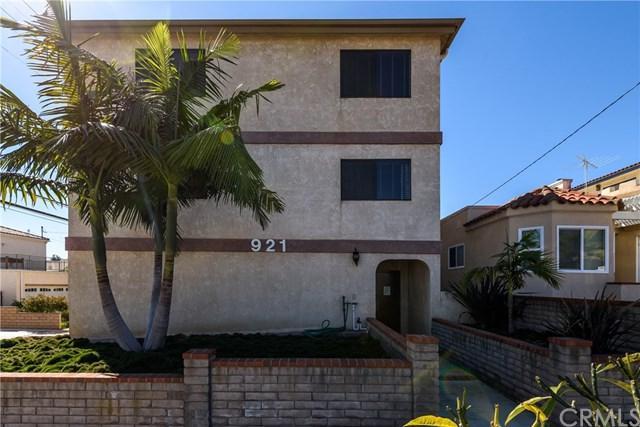 921 W 18th Street #4, San Pedro, CA 90731 (#SB18048712) :: RE/MAX Masters