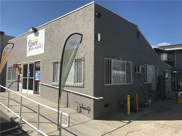 13627 Van Nuys Boulevard, Pacoima, CA 91331 (#PW18048948) :: Z Team OC Real Estate