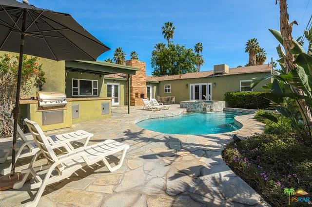 2029 E Paseo Gracia, Palm Springs, CA 92262 (#18319604PS) :: Realty Vault
