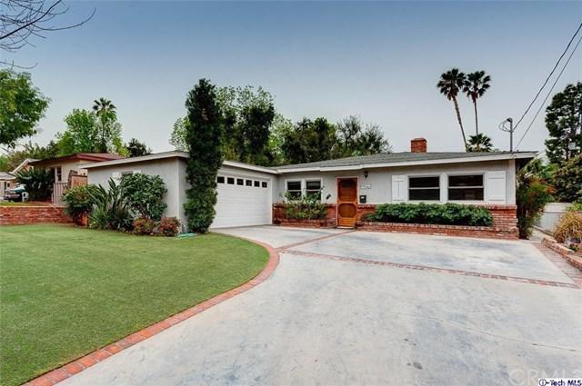 10763 Big Bend Avenue, Sunland, CA 91040 (#318000868) :: Z Team OC Real Estate