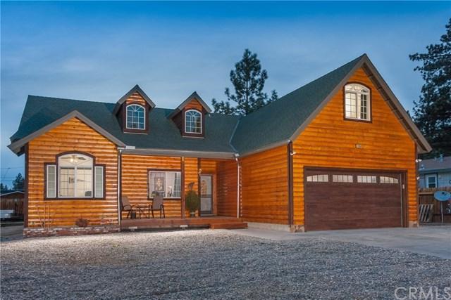 1058 Circle Drive, Big Bear, CA 92314 (#PW18056858) :: Realty Vault