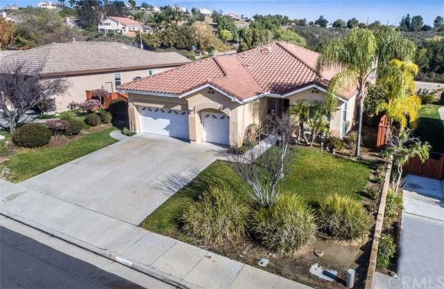 23492 Bending Oak Court, Murrieta, CA 92562 (#SW18057599) :: California Realty Experts