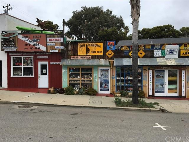470 Price Street, Pismo Beach, CA 93449 (#PI18057348) :: Pismo Beach Homes Team