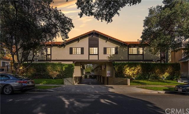 408 N Curtis Avenue A, Alhambra, CA 91801 (#CV18059283) :: RE/MAX Masters