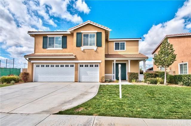 24845 Melrose Drive, Romoland, CA 92585 (#OC18060822) :: Kristi Roberts Group, Inc.