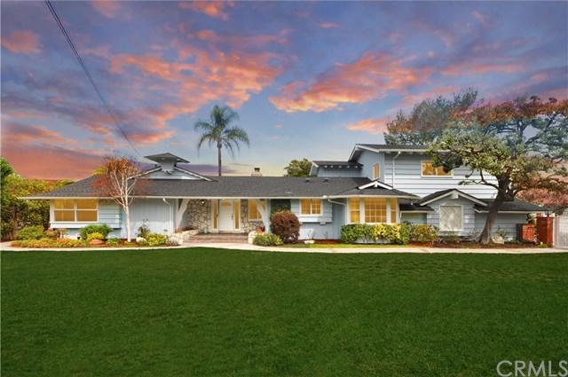 10 Martingale Drive, Rancho Palos Verdes, CA 90275 (#PV18004225) :: Millman Team