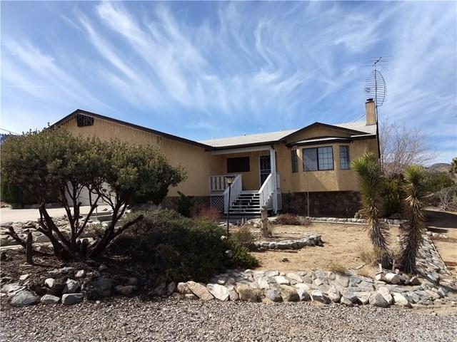 9824 Mountain Road, Pinon Hills, CA 92372 (#WS18063046) :: RE/MAX Masters