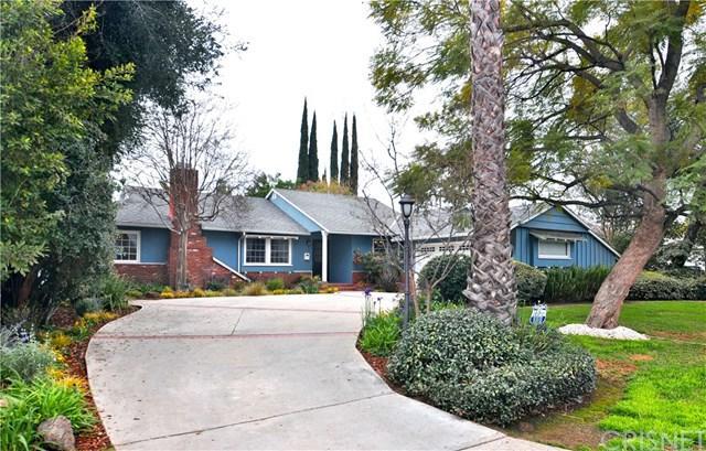 16544 Hartsook Street, Encino, CA 91436 (#SR18061461) :: RE/MAX Masters