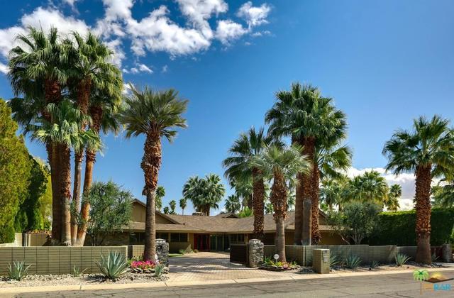 1254 N Vista Vespero, Palm Springs, CA 92262 (#18325970PS) :: The Darryl and JJ Jones Team