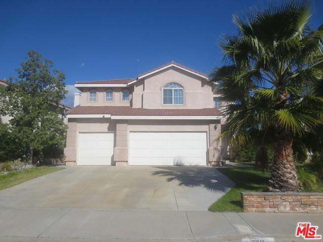 30516 Appalachian Drive, Castaic, CA 91384 (#18326310) :: Fred Sed Group