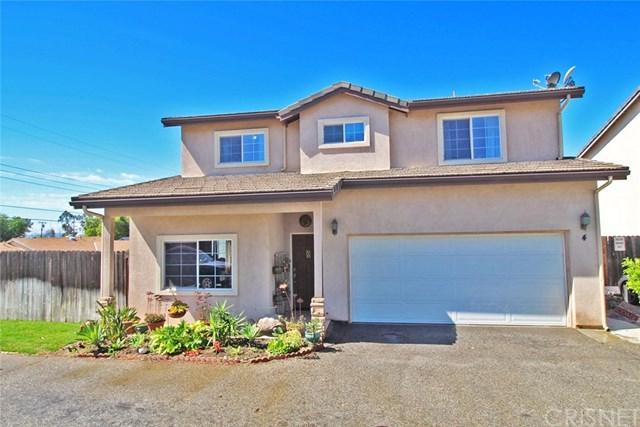 14570 Fox Street #4, Mission Hills (San Fernando), CA 91345 (#SR18069549) :: Impact Real Estate