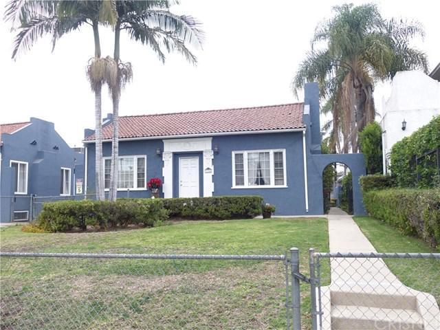 3745 W 27th Street, Jefferson Park, CA 90018 (#SR18075654) :: Barnett Renderos