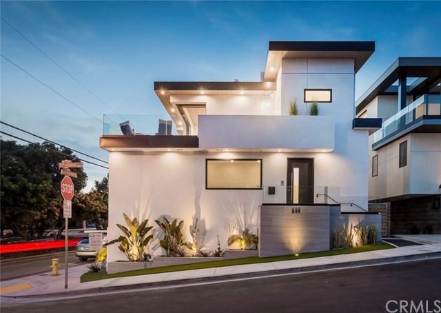 605 7th Street, Hermosa Beach, CA 90254 (#SB18076661) :: Impact Real Estate