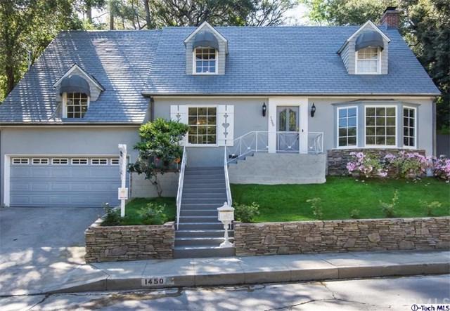 1450 Valane Drive, Glendale, CA 91208 (#318001355) :: Impact Real Estate