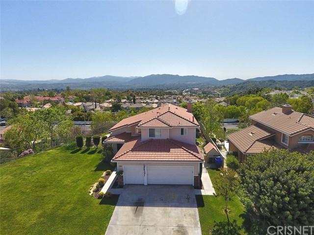 25626 Christie Court, Stevenson Ranch, CA 91381 (#SR18078795) :: Fred Sed Group
