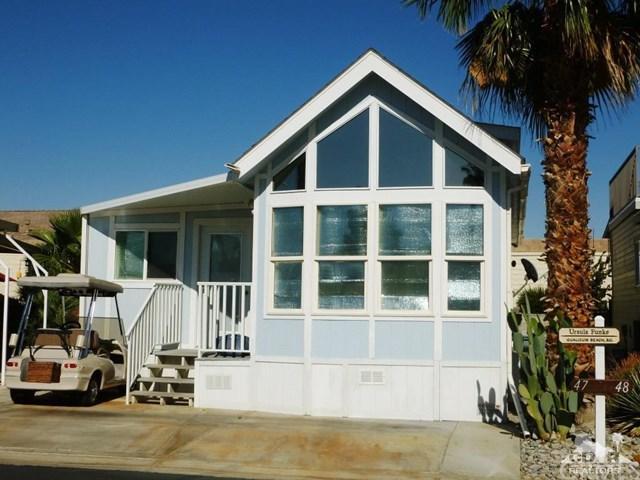 84136 Avenue 44 #47, Indio, CA 92203 (#218012490DA) :: Impact Real Estate