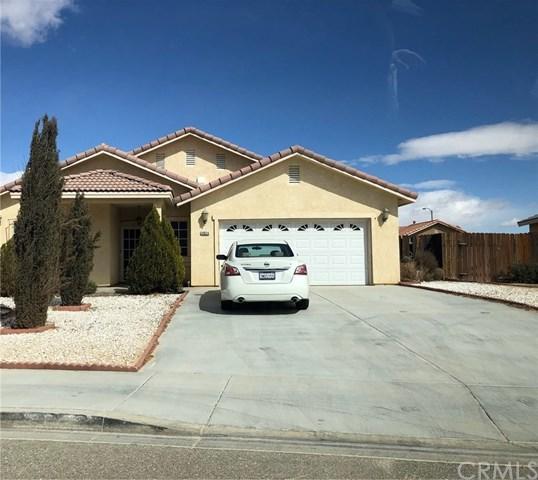 20834 Lakeview Drive, California City, CA 93505 (#PW18092361) :: Barnett Renderos