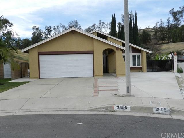 2506 E Marlena Street, West Covina, CA 91792 (#TR18092536) :: Kristi Roberts Group, Inc.