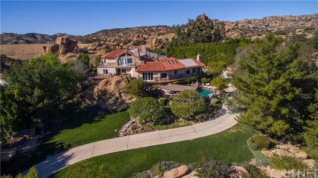 129 Stagecoach Road, Bell Canyon, CA 91307 (#SR18091907) :: Impact Real Estate