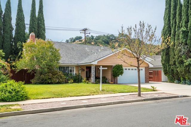 2648 Theresa Street, Newbury Park, CA 91320 (#18341428) :: RE/MAX Masters