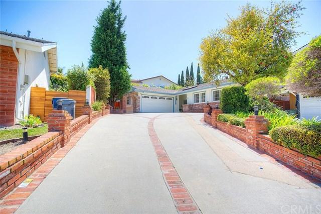 5061 Rockvalley Road, Rancho Palos Verdes, CA 90275 (#SB18115256) :: Millman Team