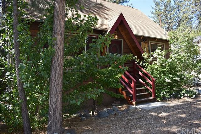 1861 Thrush Road, Wrightwood, CA 92397 (#IV18114043) :: Group 46:10 Central Coast