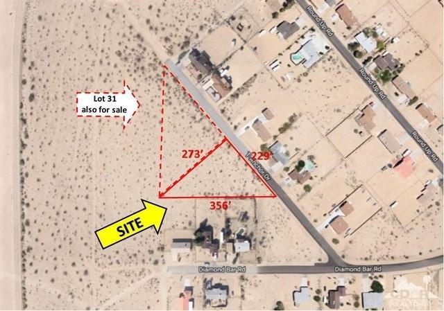 T Anchor - Lot 30, 29 Palms, CA 92277 (#218015220DA) :: RE/MAX Masters