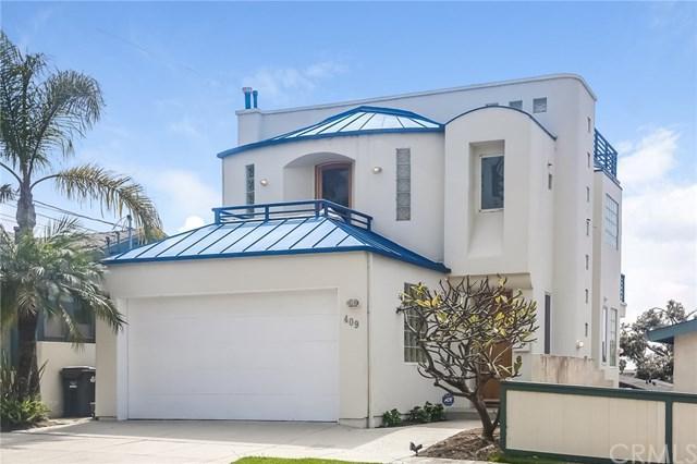 409 S Francisca Avenue, Redondo Beach, CA 90277 (#SB18121398) :: Barnett Renderos