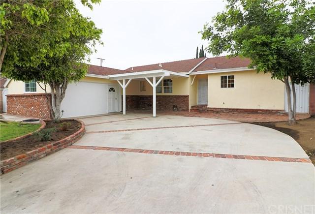 13769 Berg Street, Sylmar, CA 91342 (#SR18123075) :: Fred Sed Group