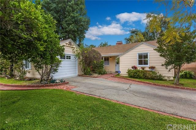 17350 Elkwood Street, Northridge, CA 91325 (#SR18121982) :: Fred Sed Group