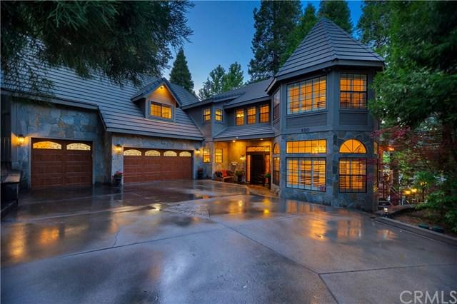 490 Bay View Court, Lake Arrowhead, CA 92352 (#EV18122863) :: Angelique Koster