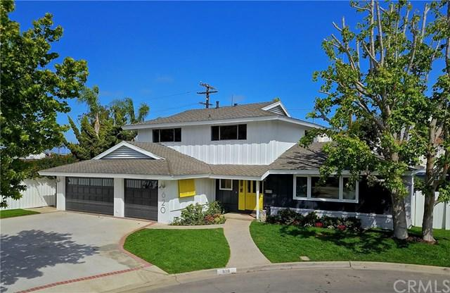 620 Michael Place, Newport Beach, CA 92663 (#NP18124060) :: Fred Sed Group