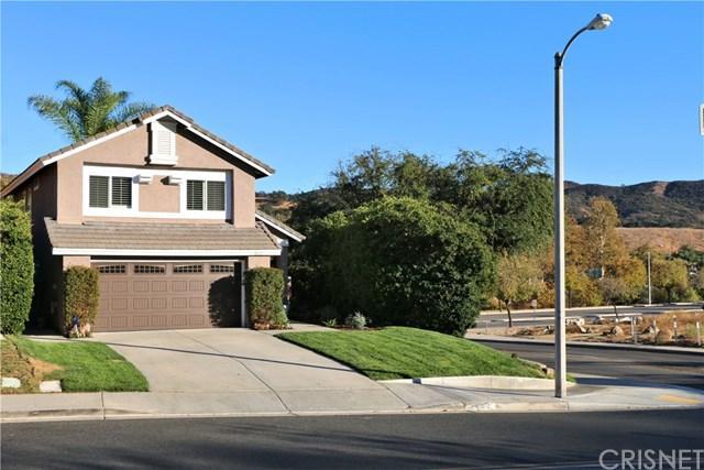 3802 Lost Springs Drive, Calabasas, CA 91301 (#SR18122893) :: Fred Sed Group