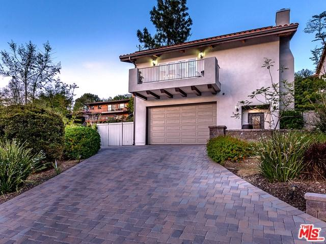 3532 Mesquite Drive, Calabasas, CA 91302 (#18345824) :: Fred Sed Group