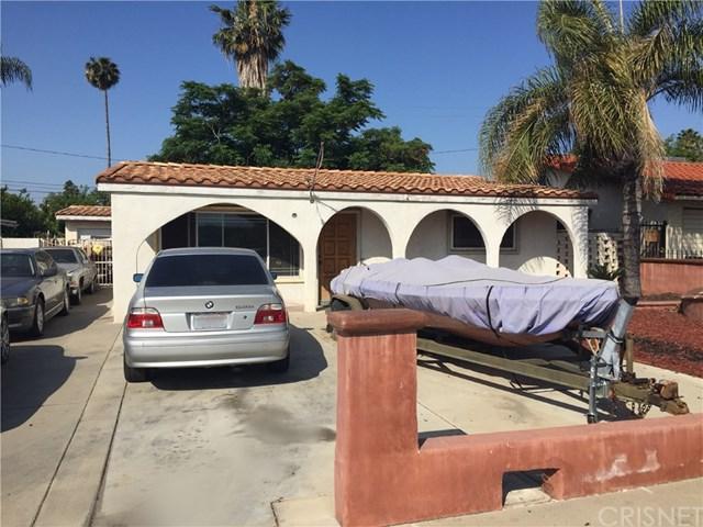 1634 Pico Street, San Fernando, CA 91340 (#SR18125432) :: The Brad Korb Real Estate Group