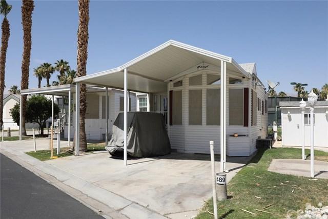 84136 Avenue 44 #489, Indio, CA 92203 (#218016662DA) :: Impact Real Estate