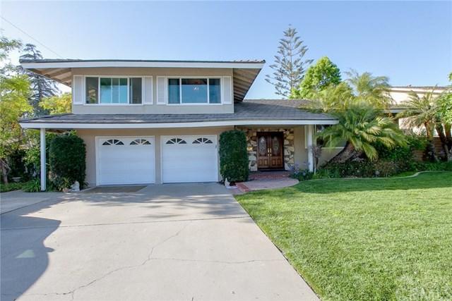 3307 E Romelle Avenue, Orange, CA 92869 (#OC18133589) :: The Darryl and JJ Jones Team
