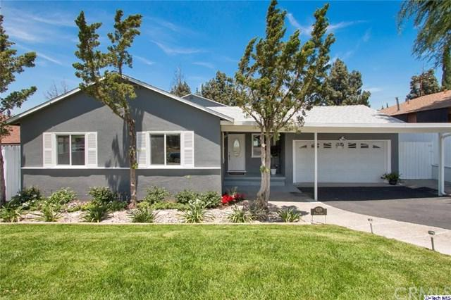 8229 Kyle Street, Sunland, CA 91040 (#318002305) :: The Brad Korb Real Estate Group