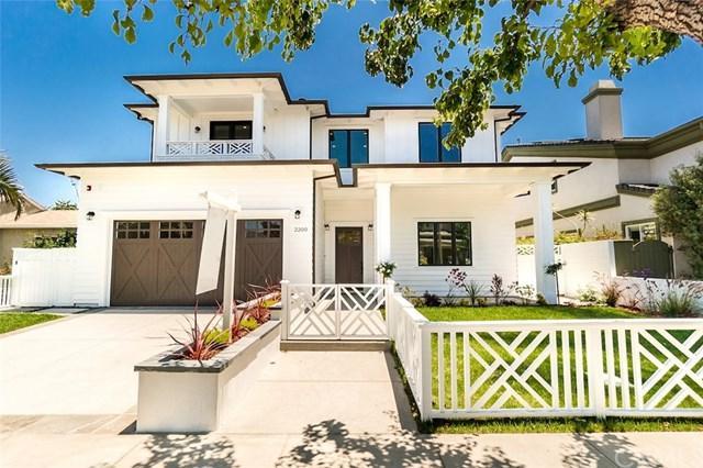 2200 Harkness Street, Manhattan Beach, CA 90266 (#SB18090113) :: Go Gabby