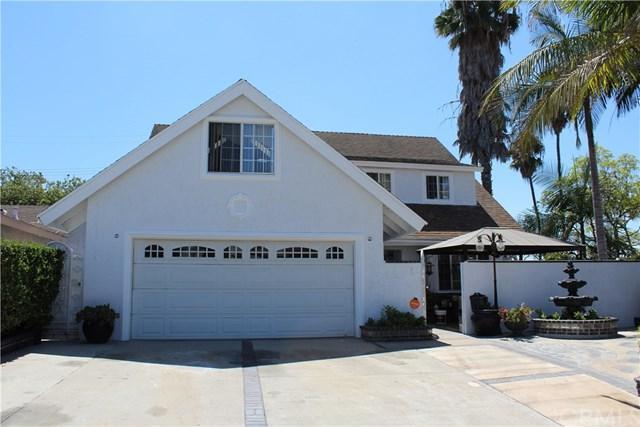 1854 E Kramer Drive, Carson, CA 90746 (#RS18140635) :: Fred Sed Group