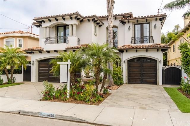 1450 5th Street, Manhattan Beach, CA 90266 (#SB18147599) :: Keller Williams Realty, LA Harbor