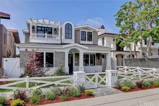 713 35th Street, Manhattan Beach, CA 90266 (#SB18148165) :: Keller Williams Realty, LA Harbor