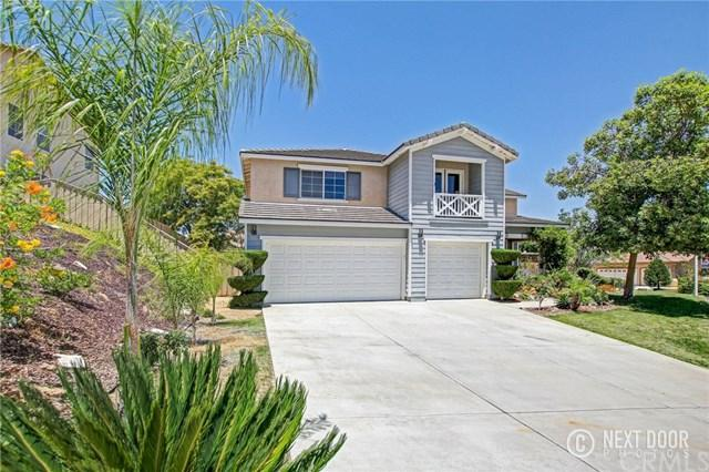 31928 Birchwood Drive, Lake Elsinore, CA 92532 (#CV18150353) :: The Ashley Cooper Team