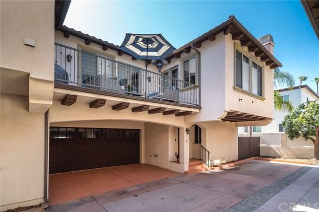 2619 Carnegie Lane C, Redondo Beach, CA 90278 (#SB18150337) :: Keller Williams Realty, LA Harbor