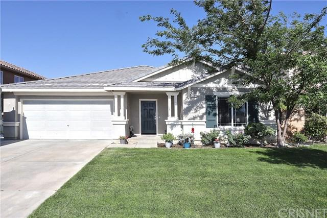 43318 22nd Street, Lancaster, CA 93536 (#SR18152719) :: Fred Sed Group