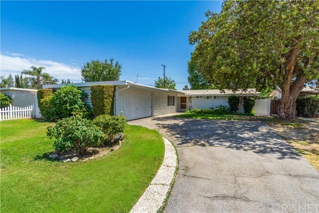 15714 Horace Street, Granada Hills, CA 91344 (#SR18166257) :: RE/MAX Masters