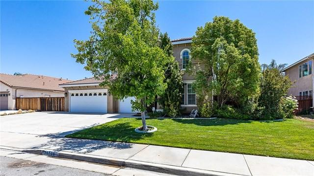 36806 Montfleury Lane, Winchester, CA 92596 (#SW18168970) :: Kristi Roberts Group, Inc.